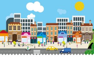 Are UK High Streets In Trouble?